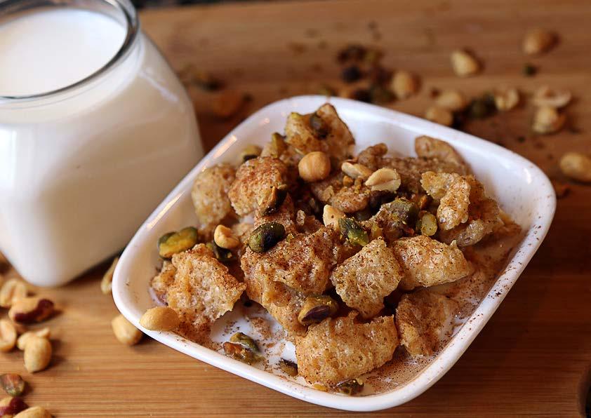 Pork Rind Cereal