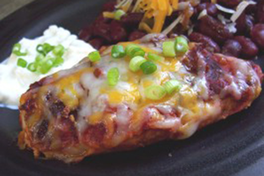 Mexi Baked Chicken