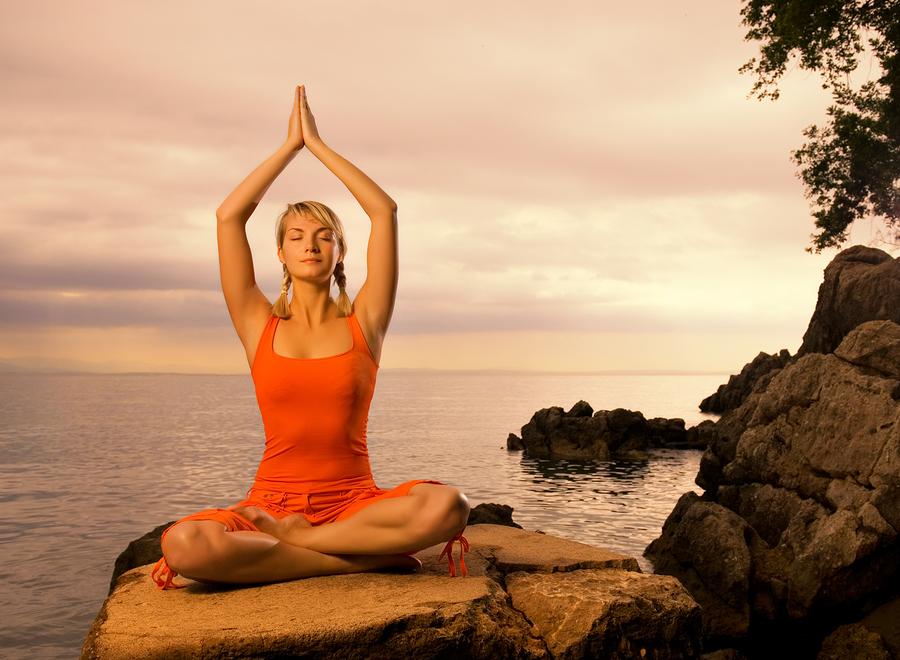 Yoga & Mindful Meditation