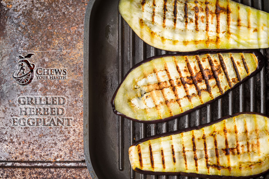 Grilled-Herbed-Eggplant